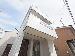 ライフスタイルにフィット、川口市デザイン住宅全5棟