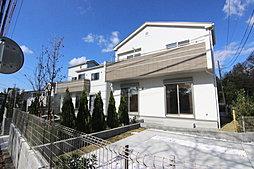 【長期優良住宅】ブルーミンガーデン 鎌倉市梶原3丁目2棟の外観