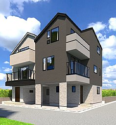 千代崎町3丁目 新築デザイナーズ住宅全2棟