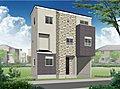 【リアルエージェント】市ノ坪 南公道面の明るい新邸