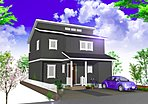 【災害復興応援住宅】特別にご提供致します。(和モダン、モダンタイプのみ)この機会に是非頑丈な住宅を建てませんか。※パースはイメージとなります。