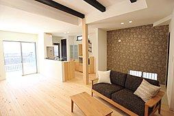 上地ガーデン :ミキホーム: 国産の愛知県産無垢材にこだわる自然素材の家