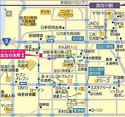 ストークガーデン加古川町本町II:案内図