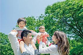 たくさん笑おう家族がもっと家族に。