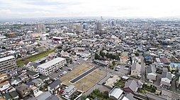パナホーム・シティ 岡崎矢作橋(建築条件付)