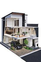 都市暮らしイノベーション。3層構造で世帯分離にも対応。