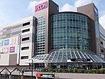 「鎌取」駅 周辺にはイオン鎌取店と90店舗以上の専門店からなる「ゆみ~る鎌取ショッピングセンター」など充実した施設がそろってます。