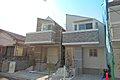 【MELDIA東馬込】三栄建築設計のデザイナーズ住宅-全5邸 いつでもご覧いただけます