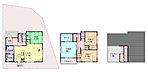 ■現地コンセプトハウス:当社は、LDKを中心に夫婦の寝室は1階、2階には子供部屋のみ、『おはよう』も『いってきます』も『いただきます』も『おやすみ』も全て1階で交わされるような空間を実現しました。