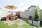 屋上スカイガーデン ガーデンタイプ