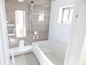 ミストサウナ付浴室!毎日サウナ気分!