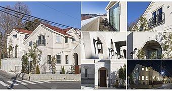 ※掲載の街並み竣工写真は、平成29年1月に撮影したものです。