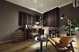 各居室にも窓を設け、風通しの良い開放的な空間となっております。ひとりひとりのプライベート時間も快適にお過ごし頂けます。 (※モデルハウス画像)