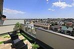 モデルハウス4号地からの眺望