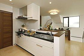 NEWモデルハウス4号地:キッチン