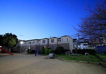 大阪市内住吉区で、小学校も公園も近くて暮らしやすい住環境!住吉・清水丘ガーデンズ誕生!(平成28年9月撮影※一部CG加工)
