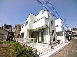 【新築分譲2階建て・平坦地で整形地、都市ガス】 4LDK LD...