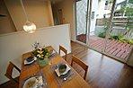 モデルハウス住宅の販売ですので、気に入って下さったお客様には家具も差し上げられます