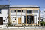 ■緑のカーテンが四季を通して暮らしを豊かにします。自然の力を取り入れたデザインです!  須藤建設株式会社  販売価格:3,980万円(税込)
