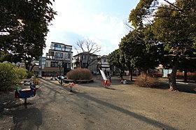 お子さんの遊び場にぴったりな公園も点在(白根公園:徒歩4分)