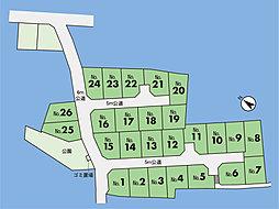 町田市木曽西 全28区画の大型開発分譲地の誕生です 朝日土地建...