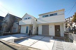 全5棟の新築2階建×カースペース2台住戸あり 「菊名」駅、「鶴...