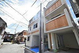 「菊名」駅徒歩18分 南道路含む全3邸 ~床暖房など充実設備搭...