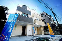 【建物114平米の大型4LDK 18帖リビング・9帖主寝室】立...