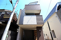 【JR中央線立川駅徒歩13分 三階建】 立川 高松町