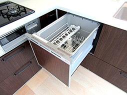 食洗機も標準装...