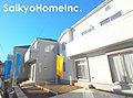 全棟庭先3m以上 駐車2台可 ロフト付き~武蔵村山市伊奈平5丁目 新築 全3棟
