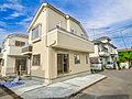 南・西・東の三方角地で日当たり・開放感良好。 ~小金井緑町に佇む新築分譲住宅~