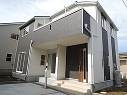 水戸市新原第4 全10棟 車2台並列駐車可 小学校約780m 各部屋収納