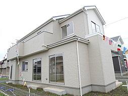 水戸市吉沢町3期 全4棟 土地60坪以上 小学校約400m 車2台並列可