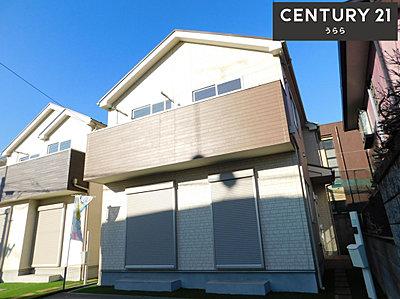 2号棟外観写真 快適さと機能性を追求した新築住宅が完成しました!見て・触れて・体感して!リアルな生活のイメージをつかみませんか?,4LDK,面積95.64m2,価格1690万円,JR常磐線「水戸」駅 バス20分 徒歩5分,,茨城県水戸市千波町