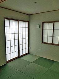 和室のある棟もあります。
