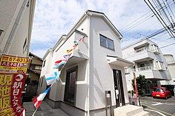 西八王子 元本郷町 新築分譲住宅全4棟