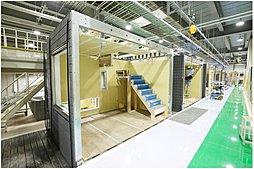 ■室内工場での生産