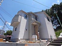 鶴見・新規・新築限定1棟分譲開始しました。2階建、地下車庫。