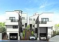 鶴見区東寺尾の南向き・明るく開放的なデザイナーズ住宅