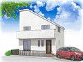 省エネ等級4で建てる家 2階建て・3LDK・ロフト 南庭あり