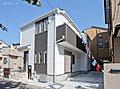 草加市長栄1丁目 新築一戸建て 小・中学校まで徒歩5分のお家
