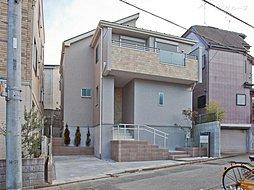 板橋区赤塚5丁目 新築一戸建て ゆとりの敷地40坪超のお家