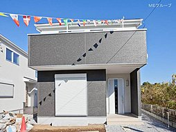 さいたま市西区大字二ツ宮 新築一戸建て カースぺース2台可のお家