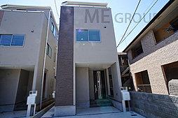 板橋区徳丸6丁目 新築一戸建て 並列2台可能のお家