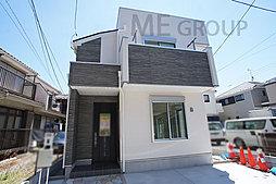 江戸川区北小岩3丁目 新築一戸建て ルーフバルコニーのあるお家
