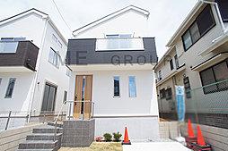 市川市北国分3丁目 新築一戸建て 1期 全2棟 ロフトあるのお家