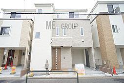 足立区新田2丁目 新築一戸建て 全4棟 床暖房あるのお家