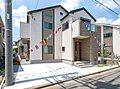 さいたま市緑区三室 新築一戸建て 11期 全3棟 緑豊かな高台の住宅地にこだわりのお家