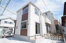 江戸川区大杉4丁目 新築一戸建て 全2棟 WICつきのお家